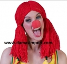 Parrucca clown