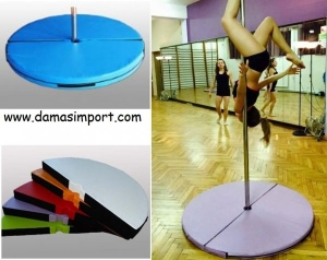 MATERASSO POLE DANCE ECO 120 X 4cm