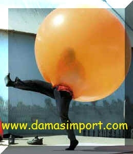 PALLONE BALLOON MAN COLLO STRETTO X 10 unità