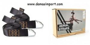 AERIAL STRAPS BLACK