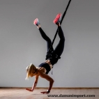 Bungee Acro Dance - Workout - Acrobacias