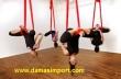 I Benefici dello Yoga Anti-Gravità, Aerial Yoga