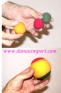 Bola tricolor crecimiento