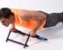 Barra para musculación en piso