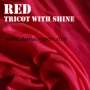 Tessuto amaca rosso