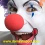 Naso clown spugna
