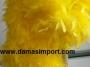 Boa Piume giallo
