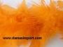 Boa Piume Arancione