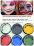 Caritas infantiles maquillaje