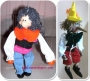 marionetas- personajes