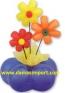 Bouchet fiore palloncino